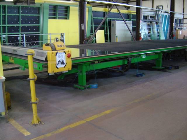Bottero Glass Cutting System