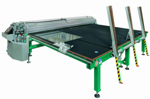 Bottero Glass Cutting System